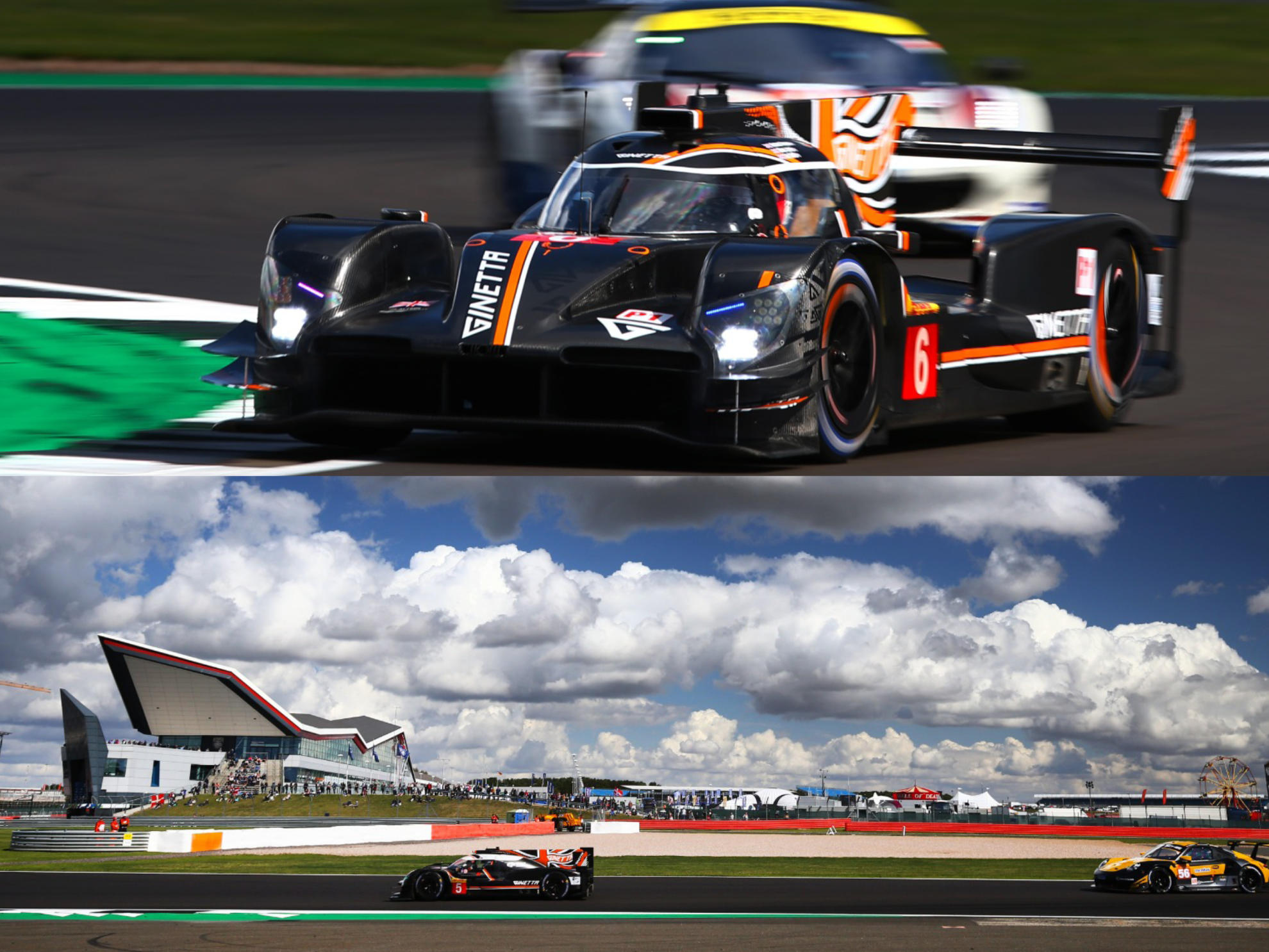 Team LNT Ginetta Score 4th Place At Silverstone