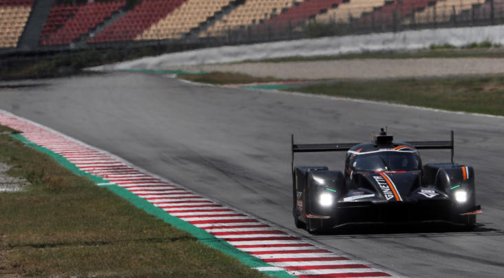 Team LNT Ginettas Star In FIA WEC Prologue