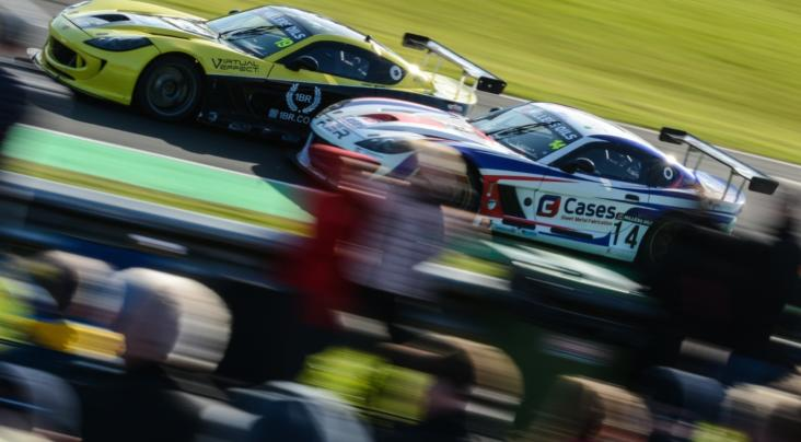 GT4 SuperCup Wins For King, Burns And Boston At Knockhill