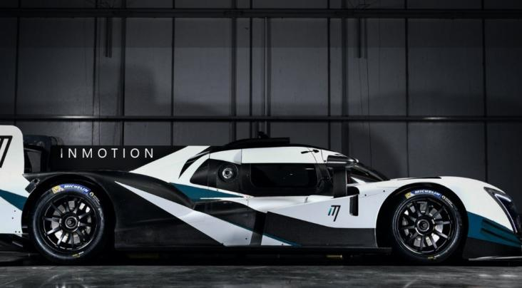 Student team InMotion purchases rolling chassis from British car manuf...